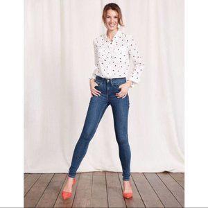 Boden Mayfair modern skinny jeans - 6R